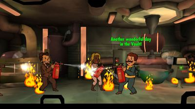 19 screenshots that hilariously sum up life in Fallout Shelter