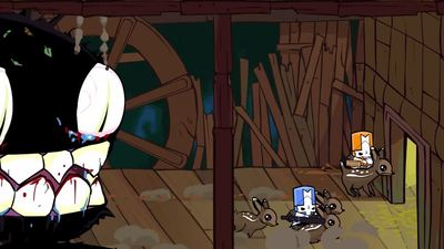 Castle Crashers gets remastered, invades Xbox One next week
