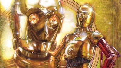 New Marvel comic will explain C-3PO's red arm in Star Wars: The Force Awakens