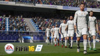 Real Madrid's FIFA 16 player ratings