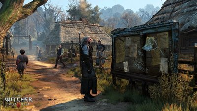The Witcher 3: Hearts of Stone DLC comes with physical release Gwent card game