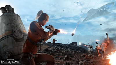 Battlefront's new mode, Drop Zone, has officially been announced