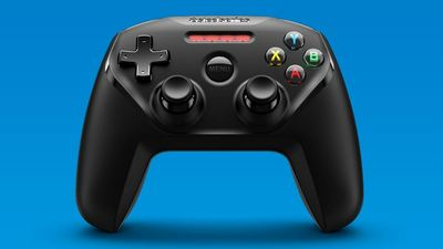 Console-style games are coming to Apple TV after all, courtesy of the SteelSeries Nimbus