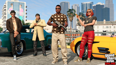 GTA 5's big update arrives next week with Rockstar Editor and Freemode Events