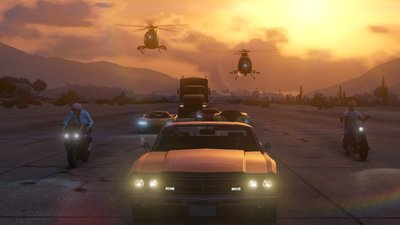 Rockstar discontinues GTA Online updates on Xbox 360 or PS3