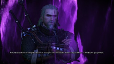 The Witcher 3: Wild Hunt pokes fun at DRM with Easter Egg