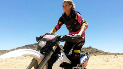 Motorbike chase leaves Star Wars stunt-woman in coma