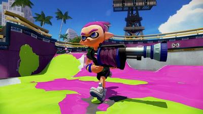 Splatoon's latest weapon goes live tonight