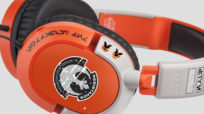 Turtle Beach to celebrate Star Wars: The Force Awakens with X-Wing Pilot Headset