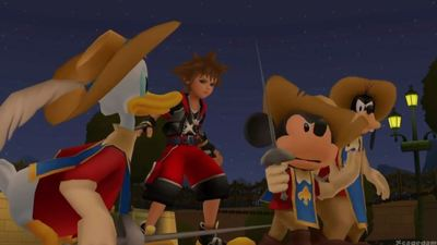 Kingdom Hearts HD 2.8 Final Chapter Prologue announced for PS4