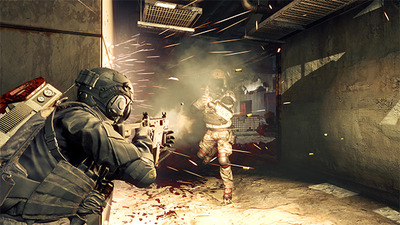 Resident Evil-themed competitive shooter Umbrella Corps announced