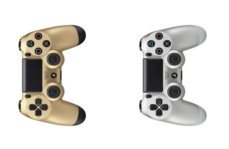 Sony reveals four new PlayStation 4 controller colors