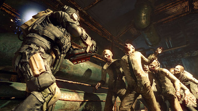 New screenshots show off action-packed gameplay of Umbrella Corps