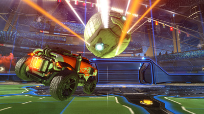 Psyonix in discussion for a Rocket League film or TV series