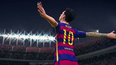 New trailer for FIFA 16 shows off some beautiful ball play
