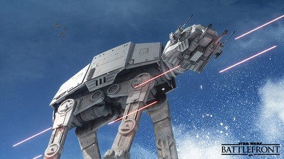 Star Wars Battlefront's beta is open to everyone!
