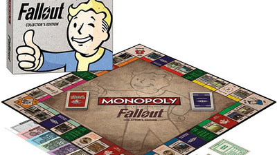 Monopoly: Fallout Collector's Edition is real, and coming this October