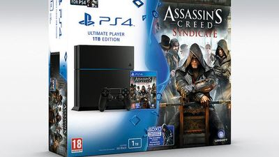 Assassin's Creed: Syndicate got a 1TB PS4 bundle
