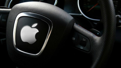 "Apple discussing ""self-driving"" car concept in California"