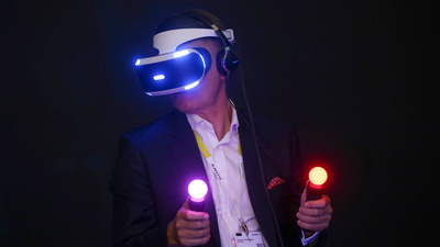 PlayStation VR still hazy on a price point, probably as much as a new system