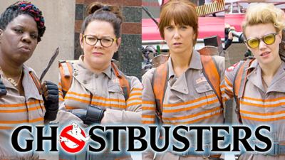 Feig's Ghostbusters wraps filming with Ernie Hudson on set