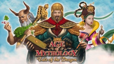 Age of Mythology announces a new expansion pack