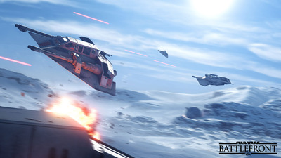 Star Wars Battlefront to use dedicated servers