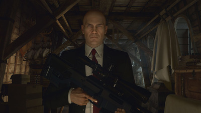 Hitman delayed to March 2016