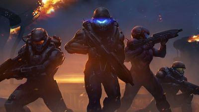 Season 2 of Halo 5:Guardians 'Hunt the Truth' has begun