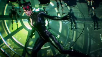 Here's the Batman: Arkham Knight DLC coming in October