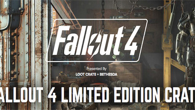Two Fallout 4 Limited Edition Loot Crate items revealed