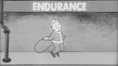 Fallout 4's S.P.E.C.I.A.L. video explains Endurance