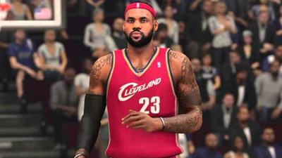2K announces top ten rankings for players in NBA 2K16