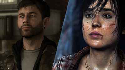 Heavy Rain and Beyond: Two Souls PS4 release date announcement coming soon