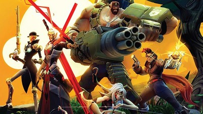 New trailer introduces Battleborn's villain Rendain