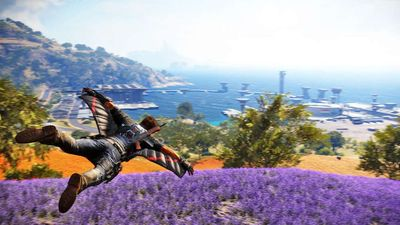 Just Cause 3 Wingsuit VR game available now