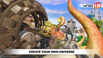 Disney Infinity 3.0 makes its mobile debut today