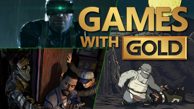 Xbox 360 Games With Gold : October s games with gold announced for xbox one and