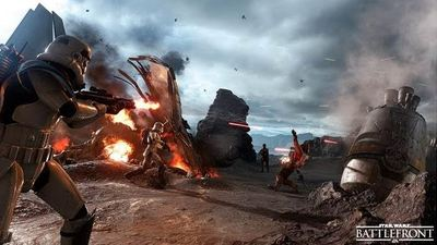 Polish those blasters, EA revealed beta date for Star Wars: Battlefront