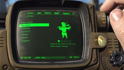 Bethesda details Fallout 4's leveling system