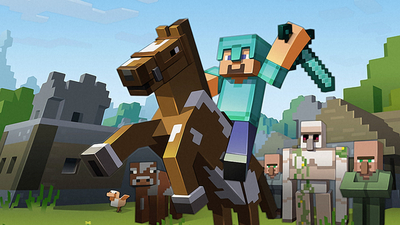 Minecraft will be getting a lot more immersive with Oculus support next year