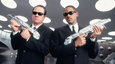Men in Black trilogy revival in talks with Sony