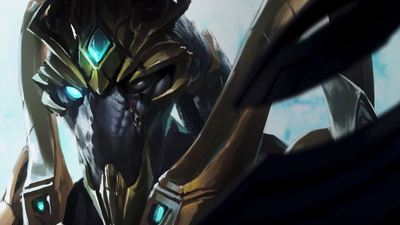 StarCraft II: Legacy of the Void's new trailer gives us backstory and drama