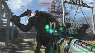 No timed exclusive DLC for Fallout 4