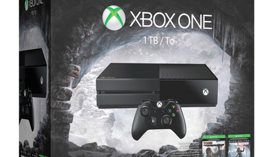 Rise of the Tomb Raider Xbox One bundle revealed
