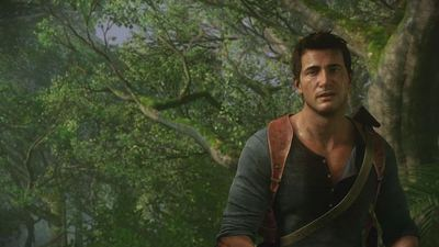 Uncharted's Nathan Drake could have looked like Johnny Knoxville