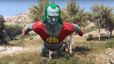 Captain Planet's intro was recreated in GTA V and it's uncomfortable