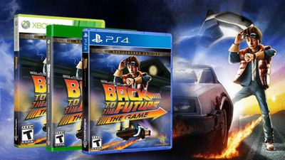 Telltale releasing Back to the Future: The Game - 30th Anniversary Edition on PS4, Xbox One