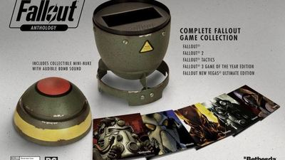 Fallout Anthology out today, just in time for Fallout 4