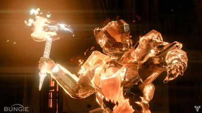 Destiny's Titan Sunbreaker 'Hammer of Sol' glitch is the most ridiculous thing we've seen yet